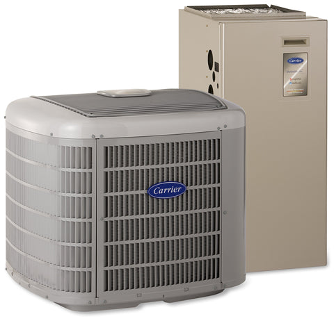 Carrier Infinity 20 GREENSPEED® 2 Ton Heat Pump System, Carrier Heat Pump - Comfort Depot Gaithersburg