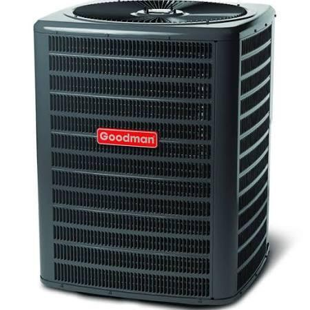 Goodman 5 Ton 14 Seer 410a Air Conditioner Diy Comfort Depot