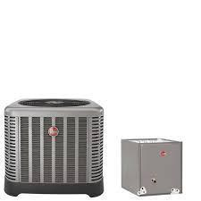 Rheem 3 Ton 14 Seer A/C & Coil, Rheem A/C and Coil - Direct Choice Comfort Baltimore