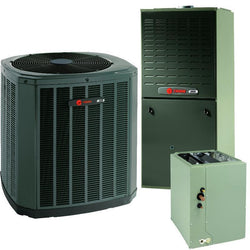 Trane 3.5 Ton XR16 A/C & XV80% Gas Furnace Installed, Trane Complete Gas System - DIY Comfort Depot
