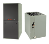 Trane 3 Ton XR14 A/C & XR80% Gas Furnace Installed, Trane Complete Gas System - DIY Comfort Depot