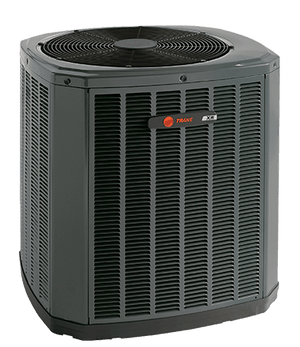 Trane XR16 1.5 Ton  Heat Pump System Installed, Trane Heat Pump System - DIY Comfort Depot