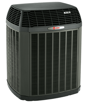 Trane 2 Ton XL16i Heat Pump System Installed, Trane Heat Pump System - DIY Comfort Depot