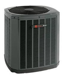 Trane 2 Ton XR14 Heat Pump System Installed, Trane Heat Pump System - DIY Comfort Depot