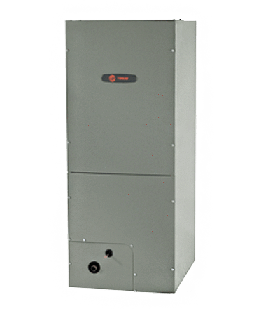 Image of Trane 2 Ton XR14 Heat Pump System Installed, Trane Heat Pump System - DIY Comfort Depot
