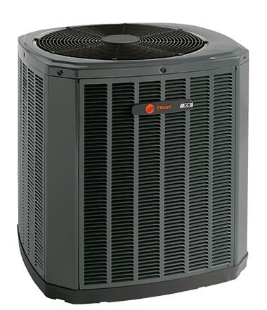 Trane 3.5 Ton XR16 Heat Pump System Installed, Trane Heat Pump System - DIY Comfort Depot