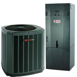 Trane 3 Ton XV18 Heat Pump System Installed, Trane Heat Pump System - DIY Comfort Depot