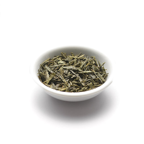 Revolution Organic Earl Grey Green Whole Leaf Tea