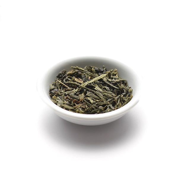Revolution Organic Green Whole Leaf Tea