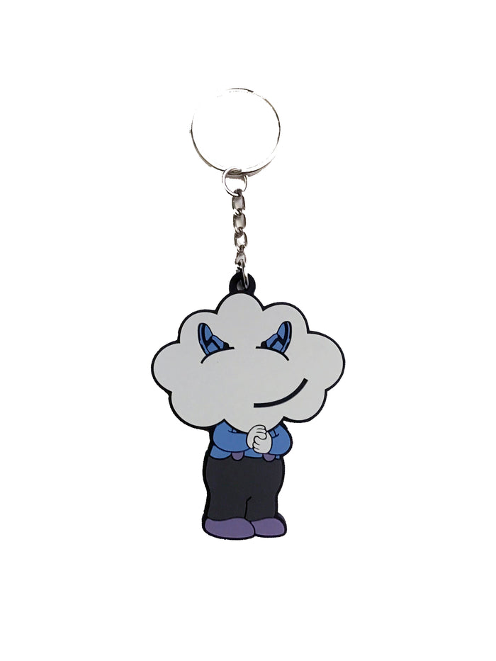 Cloudie Jr. KeyChain