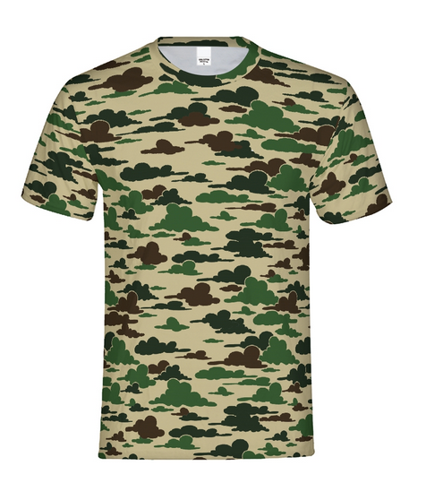 Cloud Camo T-shirt