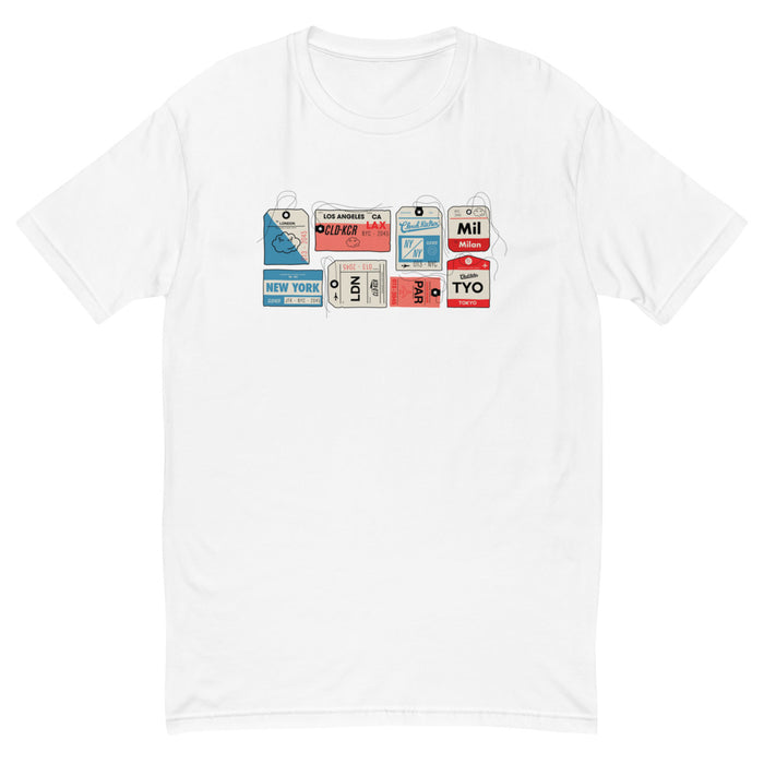 The Global T-shirt