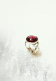 Protostar Red Tourmaline Ring