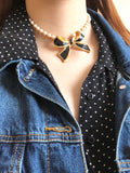 Vintage 70s J.K.L for Avon Necklace/Scarf Clip