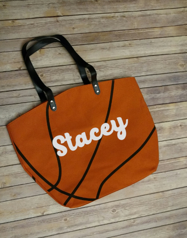 Personalized Basketball Sports Bag