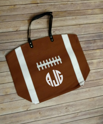Personalized Football Sports Bag