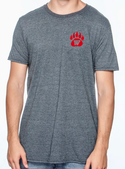Wadsworth W Paw Mascot T-Shirt or Underarmour  Shirt