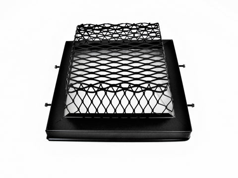 "Animal Guards - Black Galvanized - 3/4"" Mesh"