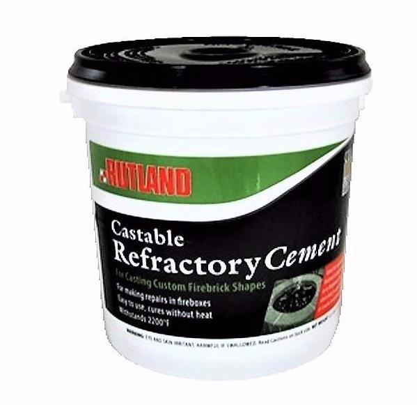 Castable Refractory Cement Chimney Products Inc