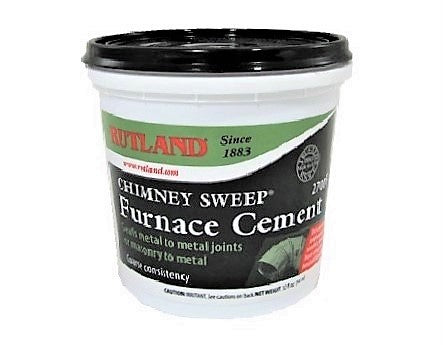 Chimney Sweep Furnace Cement