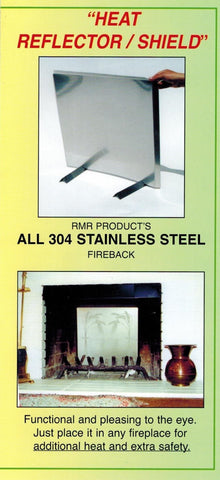Heat Reflector/Shield Brochure (pack of 100)