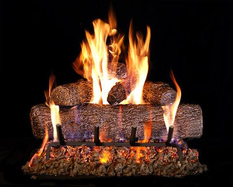 "Gas Log Set ""Scarlet Oak"" Vented (Propane)"