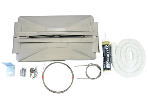 Universal Damper Kit - 304 Stainless Steel