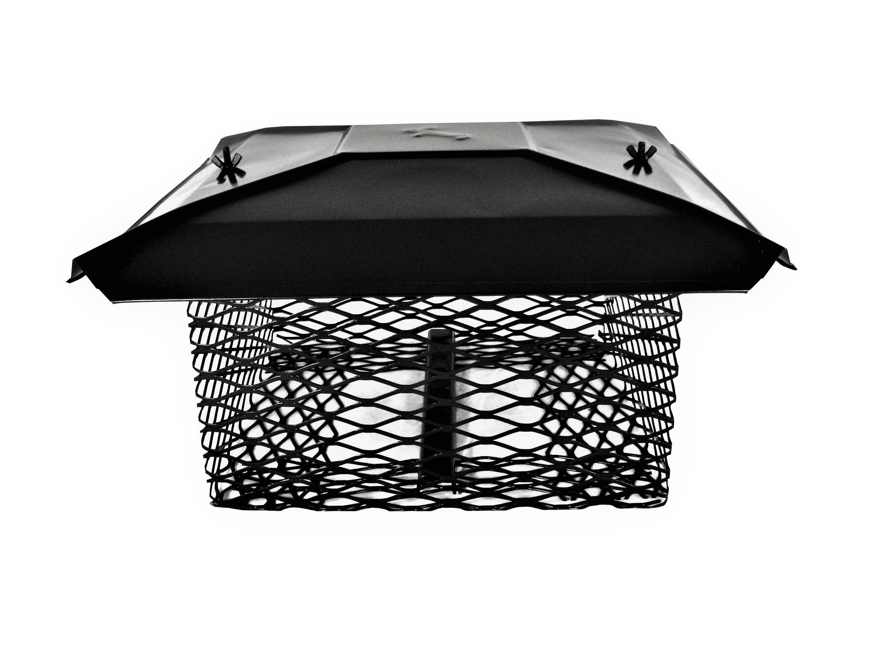 Universal Chimney Cap For The Midwest And Northeast