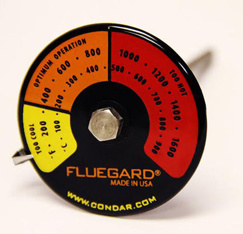 FlueGard™ Probe Thermometer