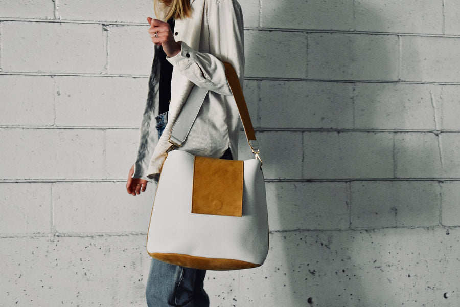 The Hannah Bucket Bag