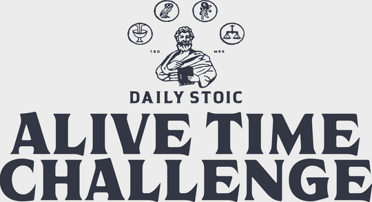 Daily Stoic Alive Time Challenge
