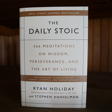 The Daily Stoic (signed edition)