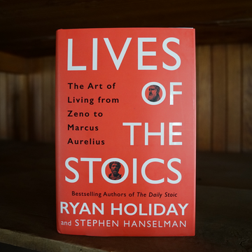 Lives of the Stoics (signed edition)