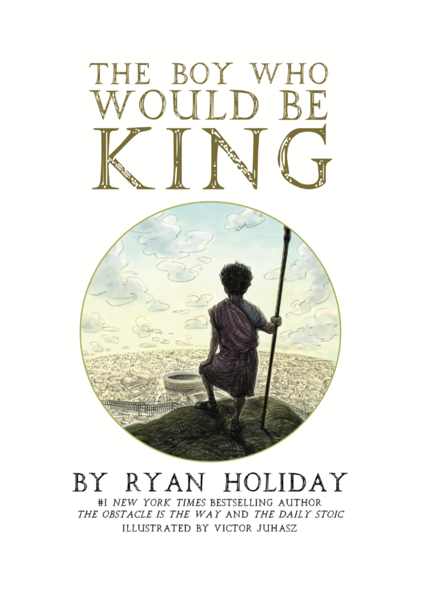 The Boy Who Would Be King (Signed By Author)