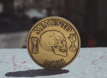 Memento Mori Bundle (Medallion + Print)