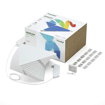 Nanoleaf Light Panels | Rhythm Edition Smarter Kit (15PK)