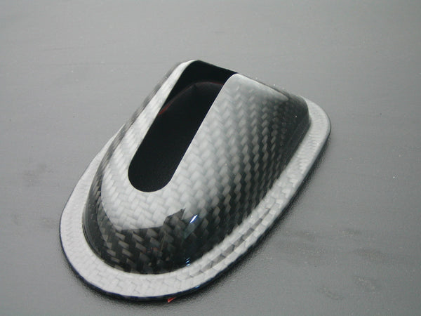 CARBON FIBRE ANTENNA BASE COVER - 2012+ 86 / BRZ