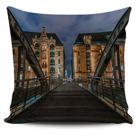 124 Pillow Cover