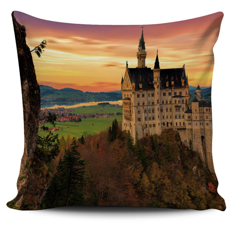 123 Pillow Cover