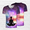 Image of Yoga 3d T-Shirt