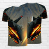 Image of Aircraft Mechanic 3d T-Shirt