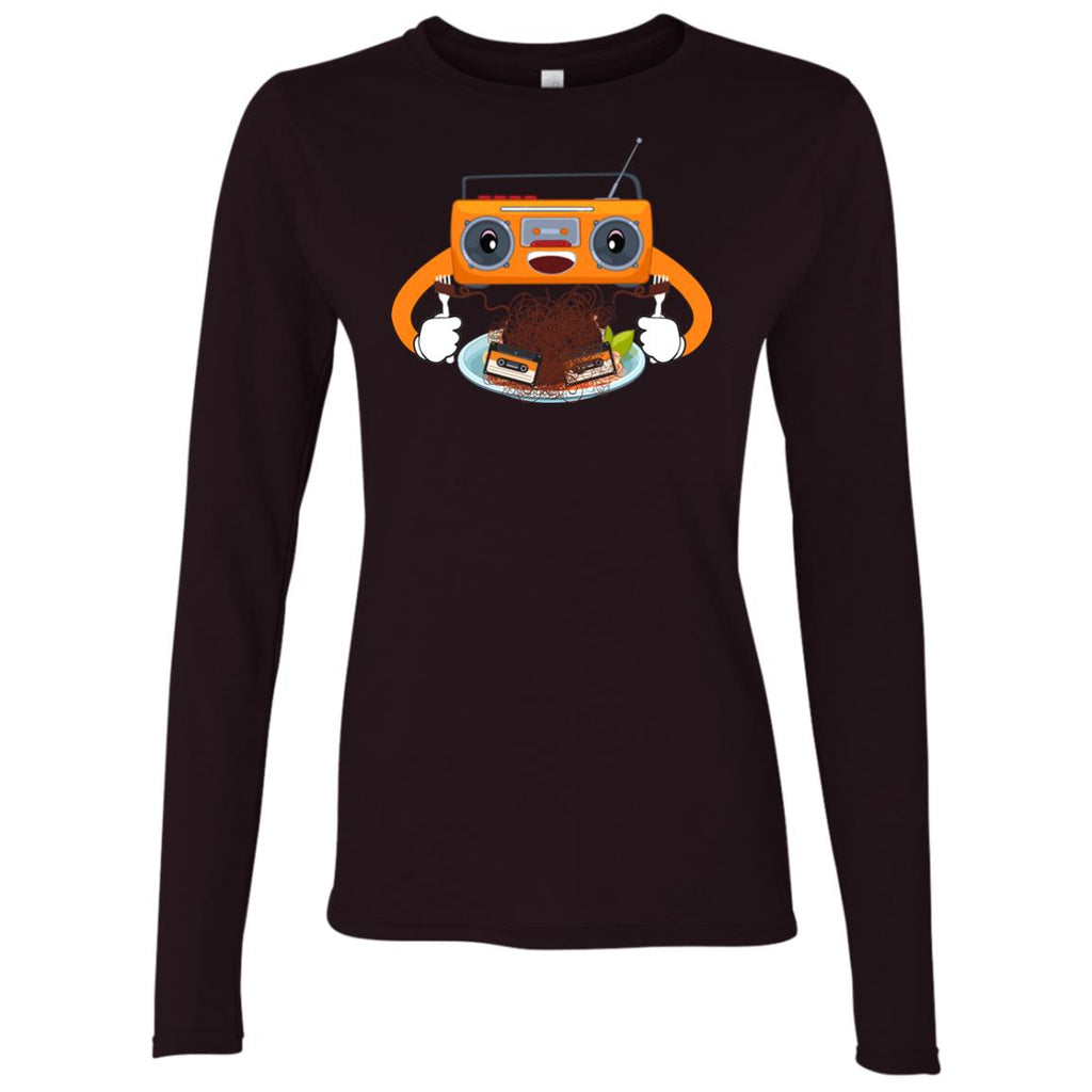 spaghetti Women's Long Sleeve