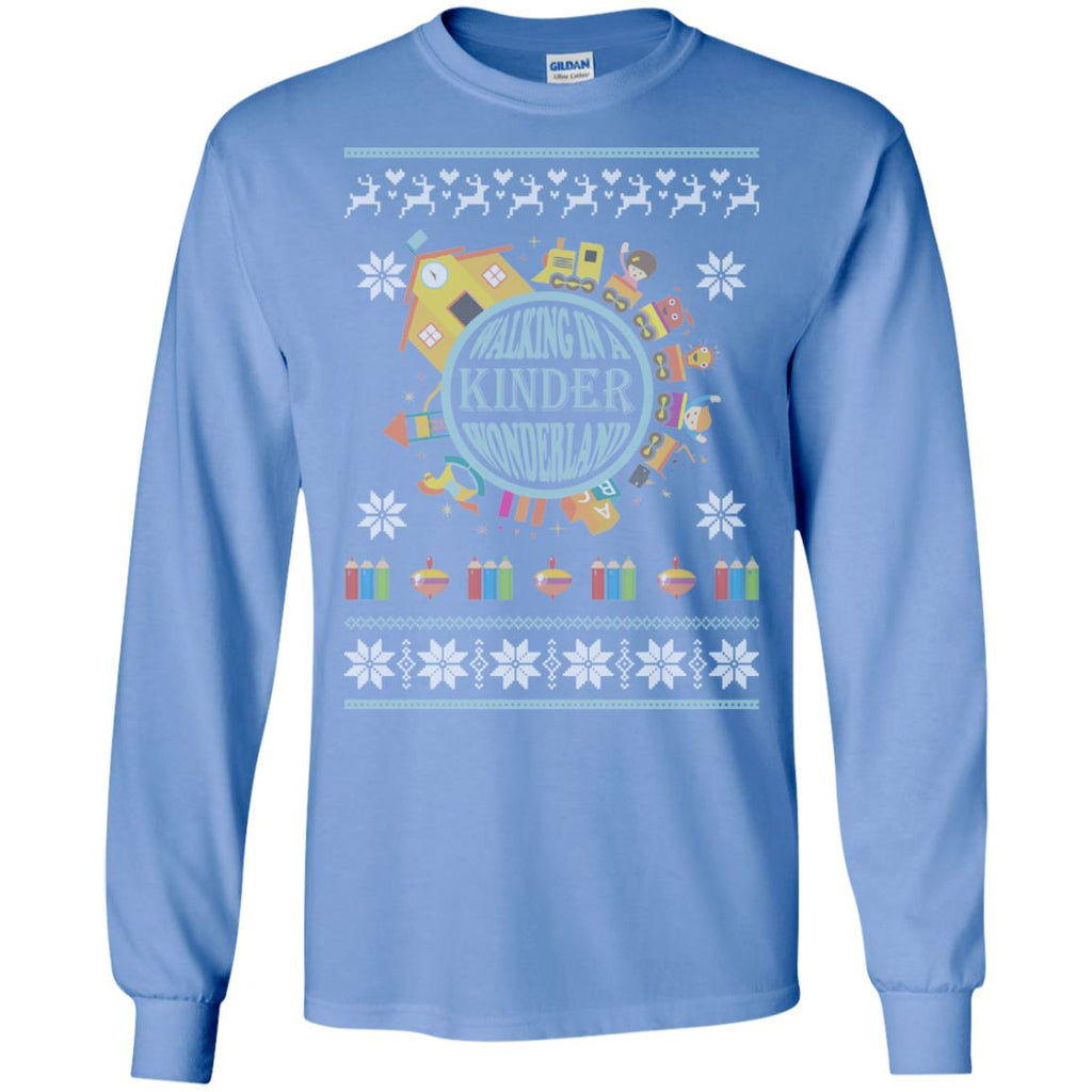 Kindergarten Christmas Long Sleeve