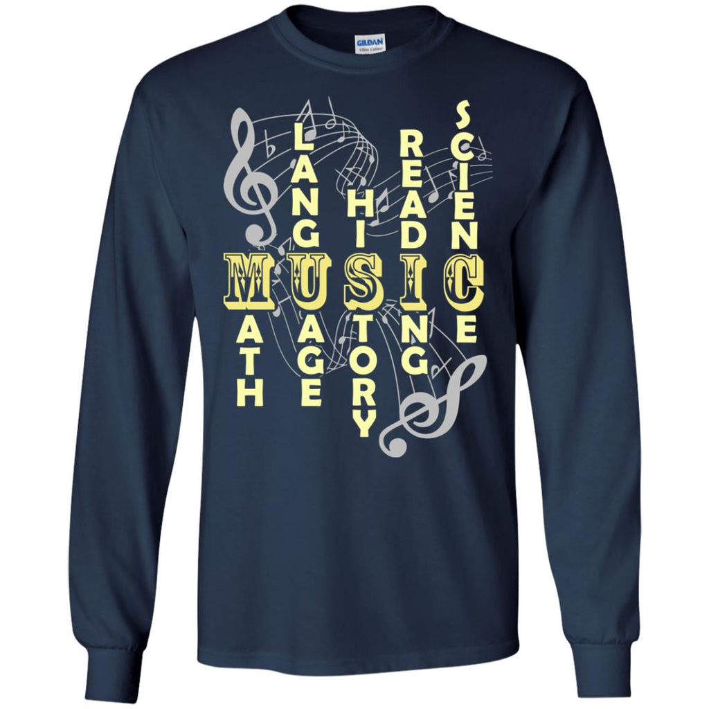 Music Teacher Long Sleeve