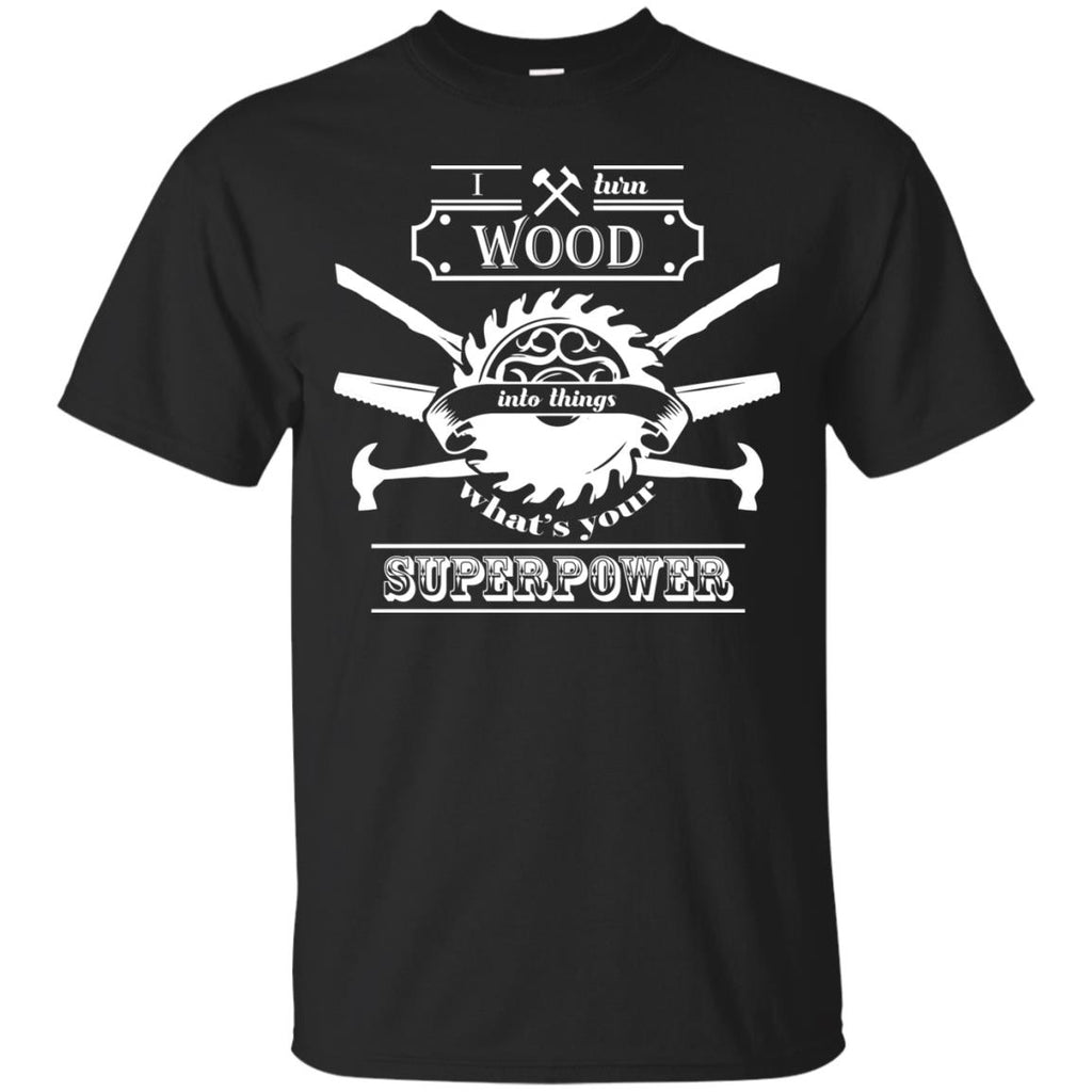 Carpenters Sawdust and Glitter for wood handmade men Unisex T-Shirt