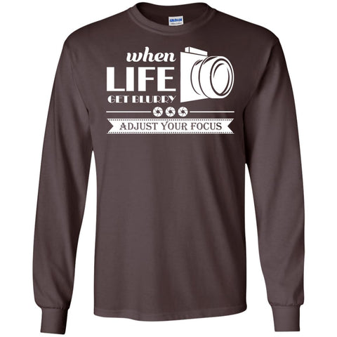 Adjust Your Focus Long Sleeve