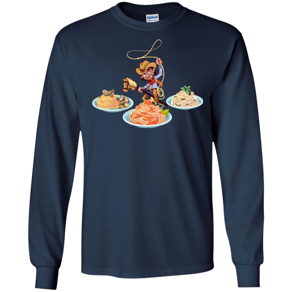 Spaghetti Western Long Sleeve
