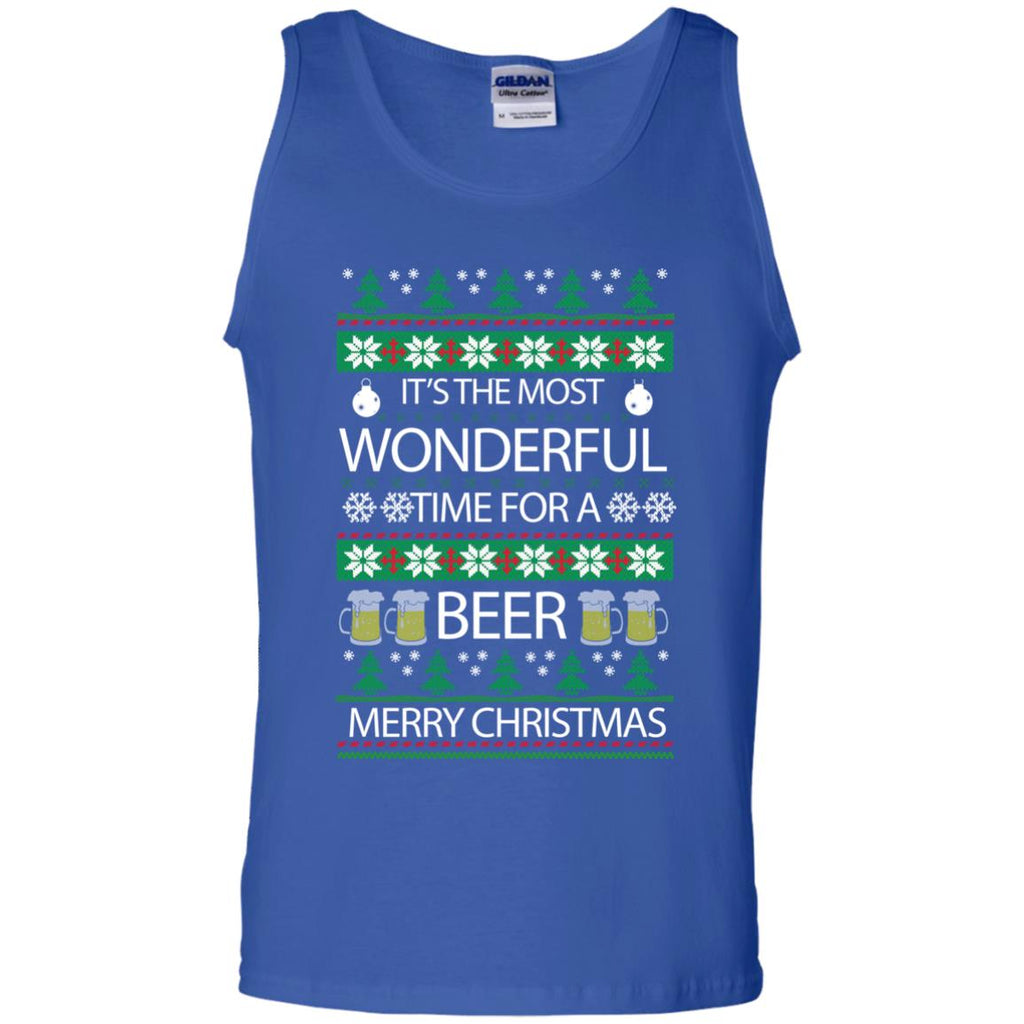 wonderful time for beer Tank Top