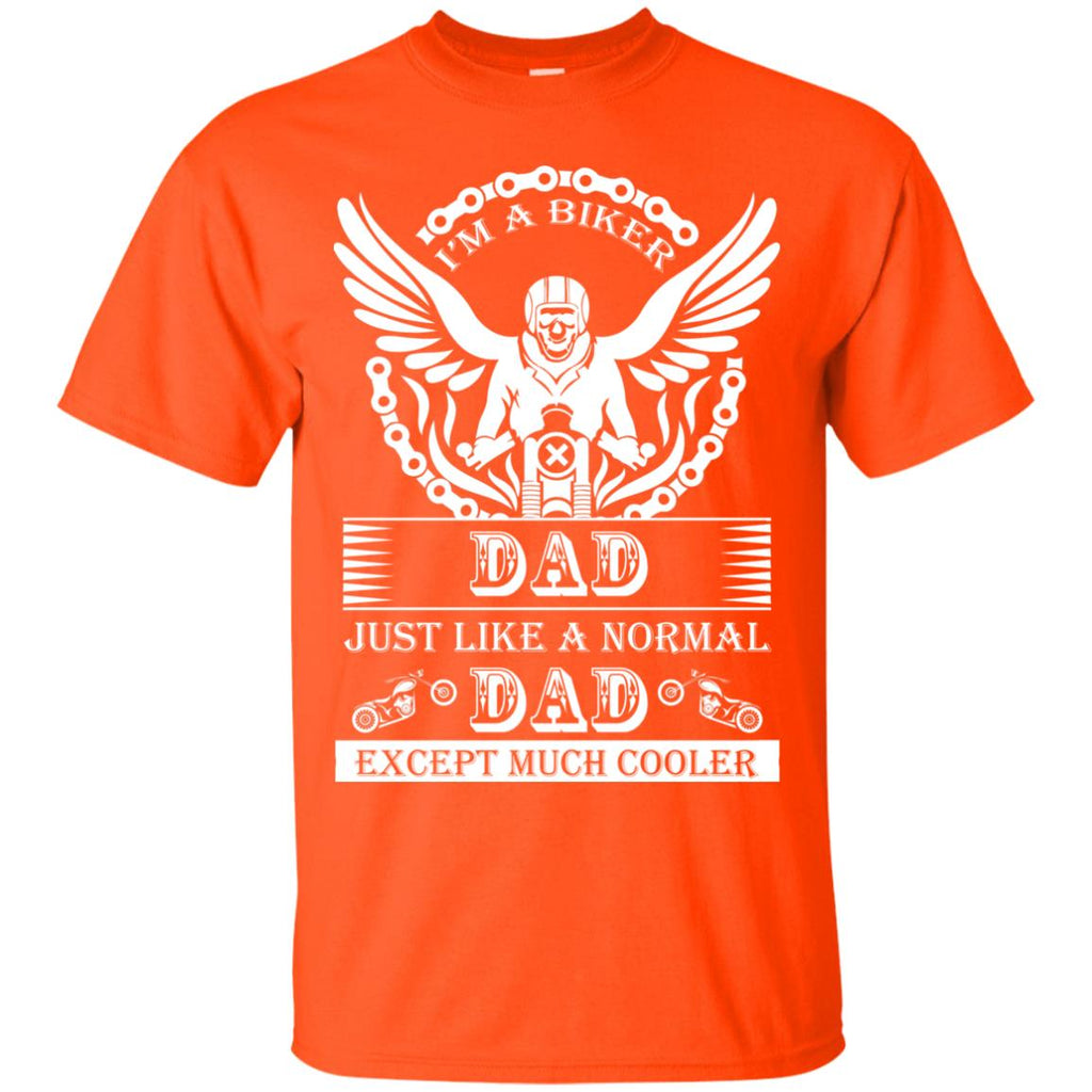 Men's Biker Dad 2 Unisex T-Shirt