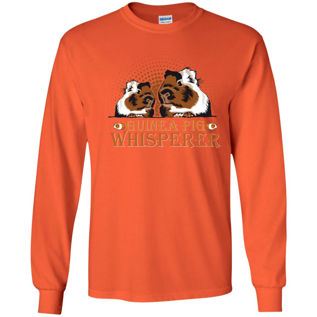 Guinea Pig Whisperer Long Sleeve